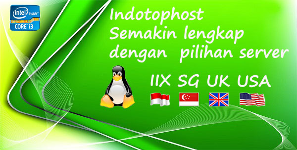 Server usa,indonesia,singapore dan uk murah indonesia